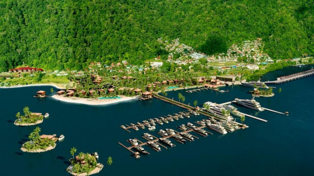 Superyachts Will Find a Home in Costa Rica at the Golfito Marina Village