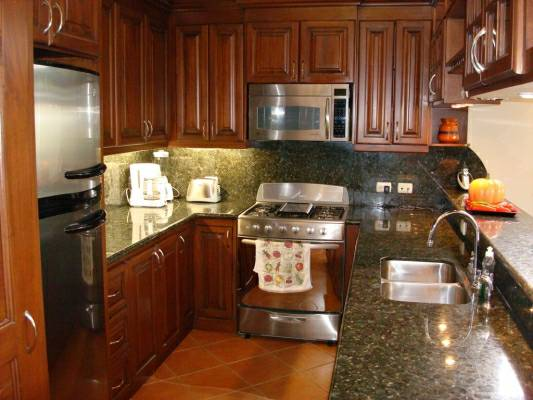 Furnished studio with terrace, pools, ranchos in a resort