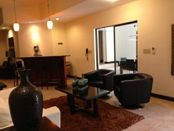 Nice apartment with balcony in luxurious condominium with club house, pool..