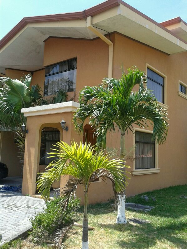 Spacious two story unfurnished apartment in small condominium