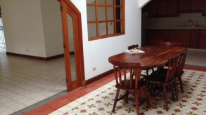 Very nice home in condominium in Trejos Montealegre