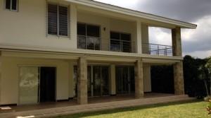 Beautiful, luxury modern home in Escazu hills.