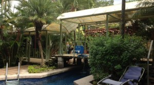 Lovely place, lots of nature! Furnished house with terrace & pool