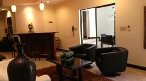 Apartment in luxury condominium with pool, gym, BBQ.