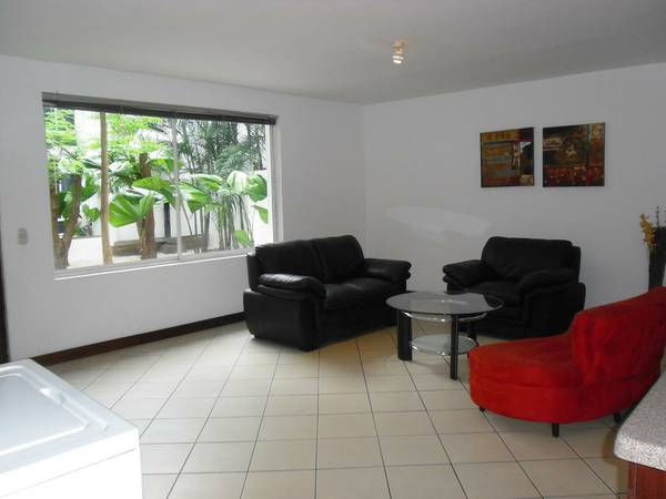 furnished apartment near Avenida Escazu