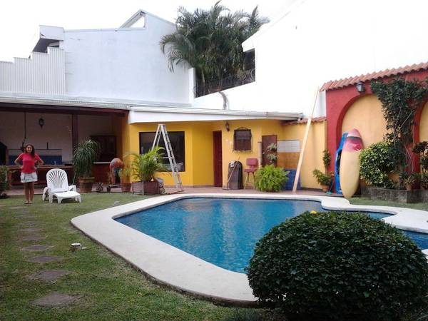 Two story home Escazu
