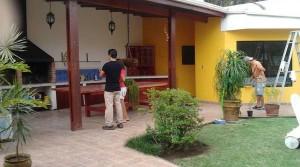 Two story home Escazu