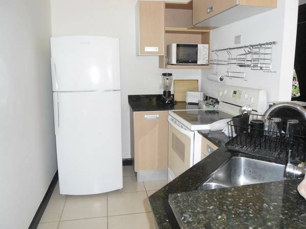 Modern furnished apartment with Patio
