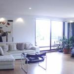 Luxury apartment in exclusive condominium