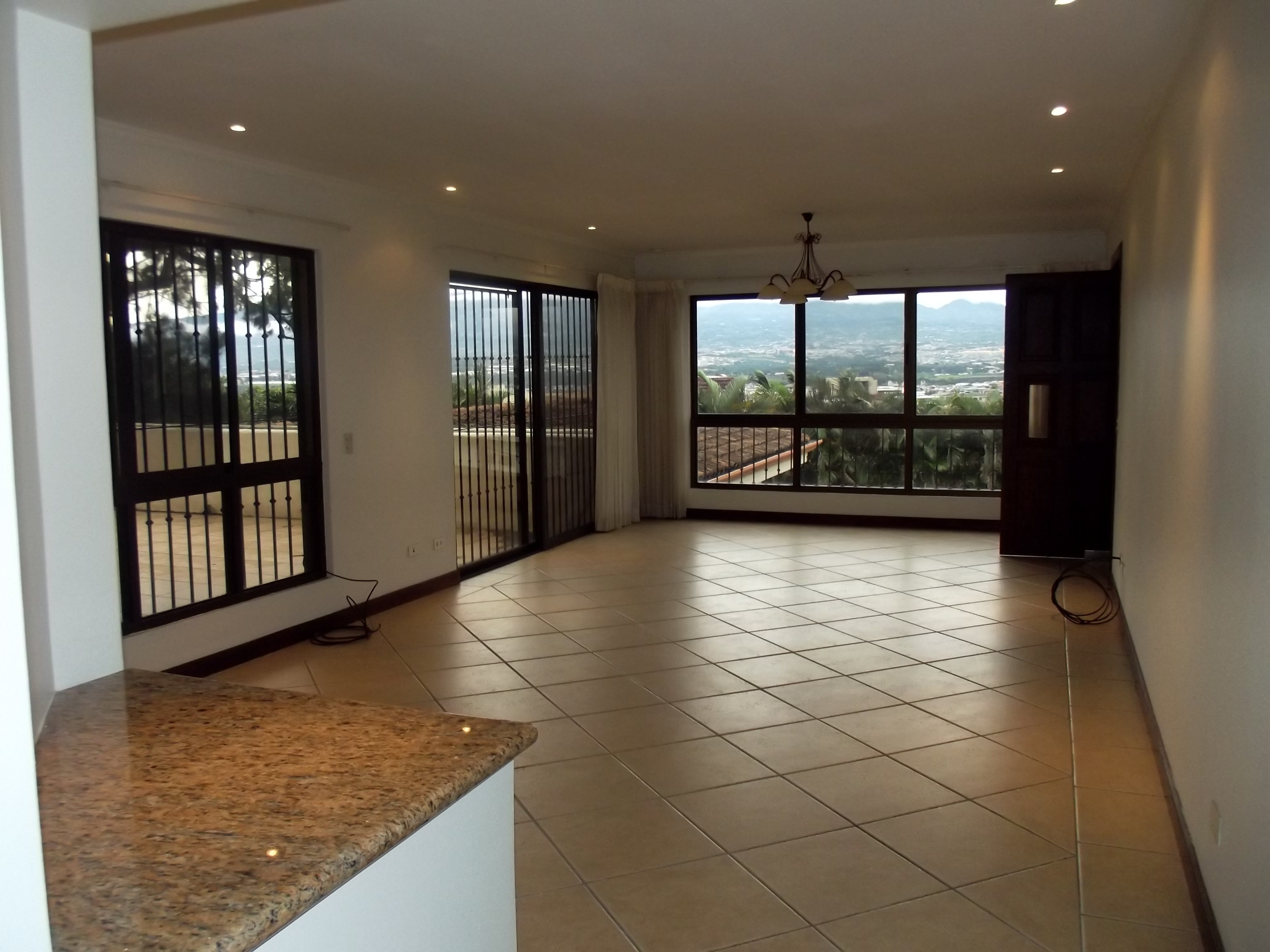 Gorgeous apartment with large terrace and beautiful views