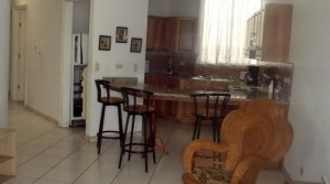 Furnished and equipped apartment in convenient location