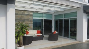 New, modern home with beautiful views, Brasil de Mora, Santa Ana