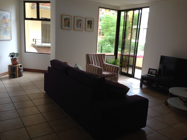 Unfurnished apartment in in excellent location