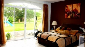 Luxury home residential tennis, golf and more