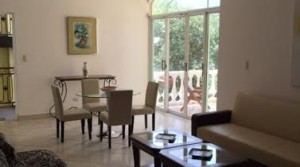 Fully furnished apartment with large terrace, views, pool, tranquilo….