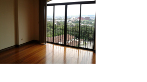 Nice apartment with appliances, views near La Paco