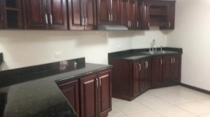 Furnished 2 bed on the first floor, nice common area