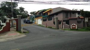 lot in residential escazu