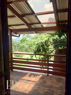 rustic house for rent santa ana costa rica