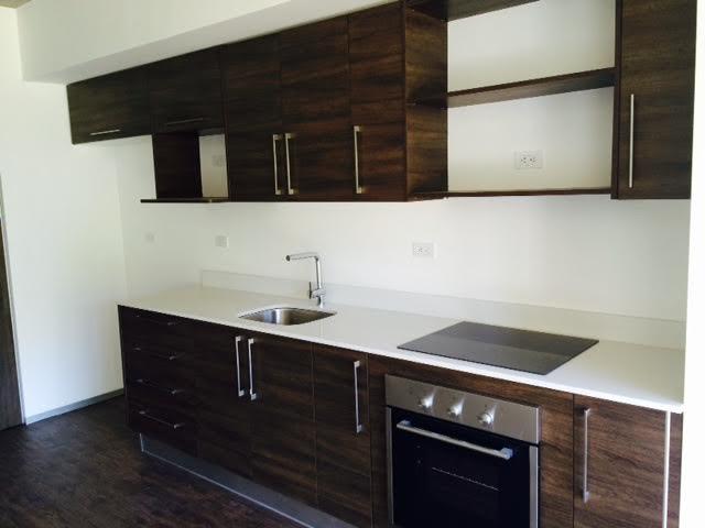 Brand new studio apartment with patio in contemporary condominium
