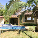 independent house with pool escazu