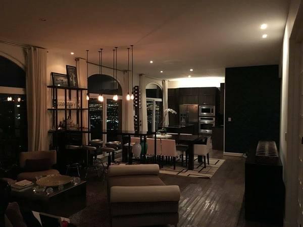 luxury loft style apartment Escazu, near La Paco