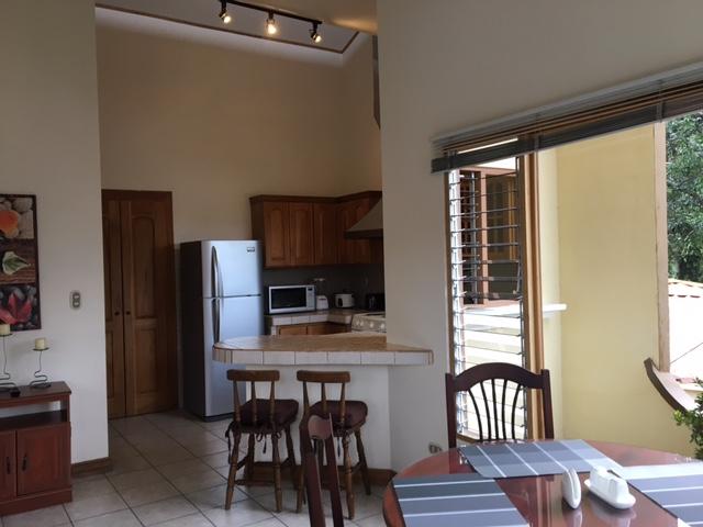 furnished apartment escazu
