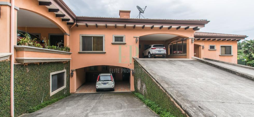 luxury condominium with views