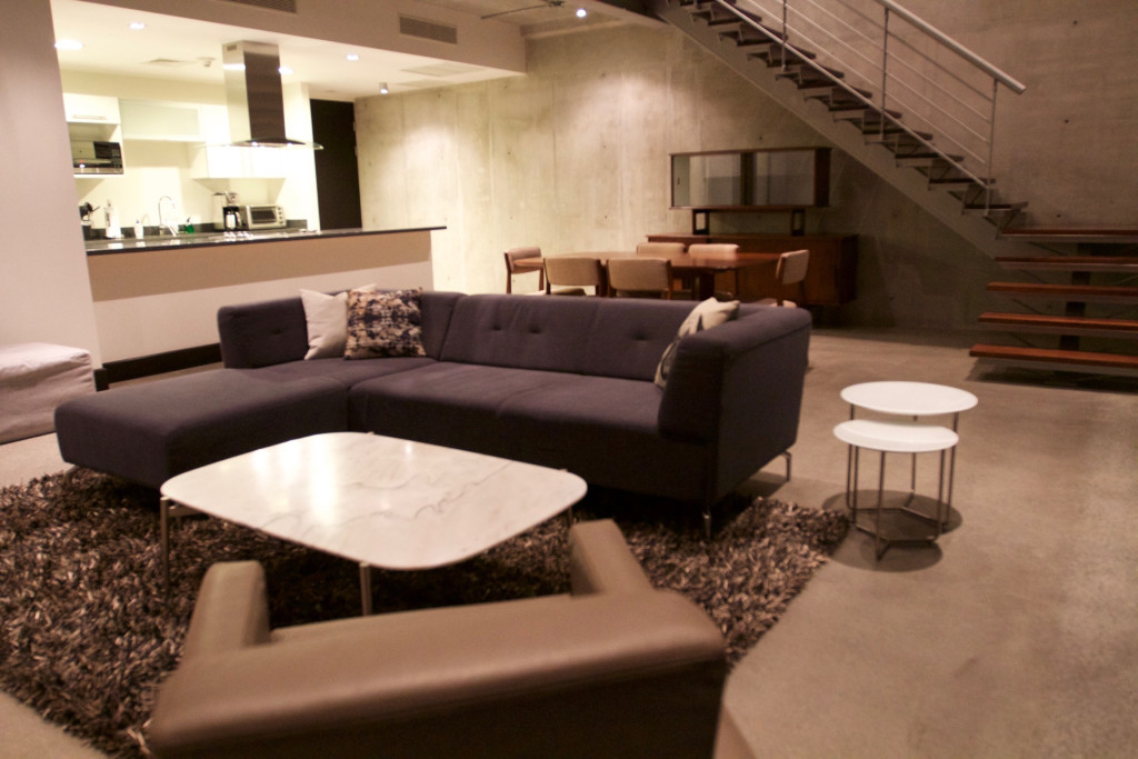 Luxury, furnished rental in Avenida Escazu