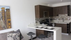 Modern, furnished apartment in Montesol