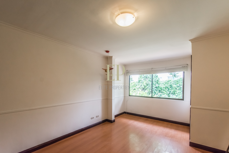 home with mezzanine in condominium