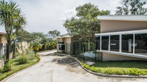 Contemporary remodeled villa