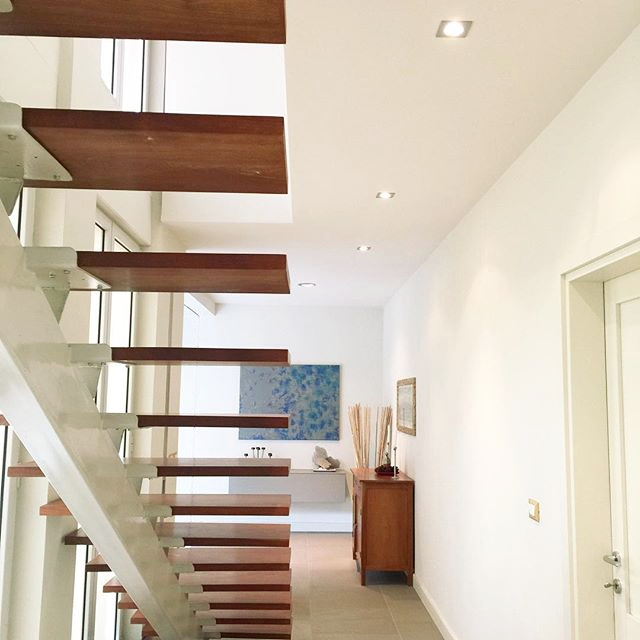 Environmentally friendly home with European standards