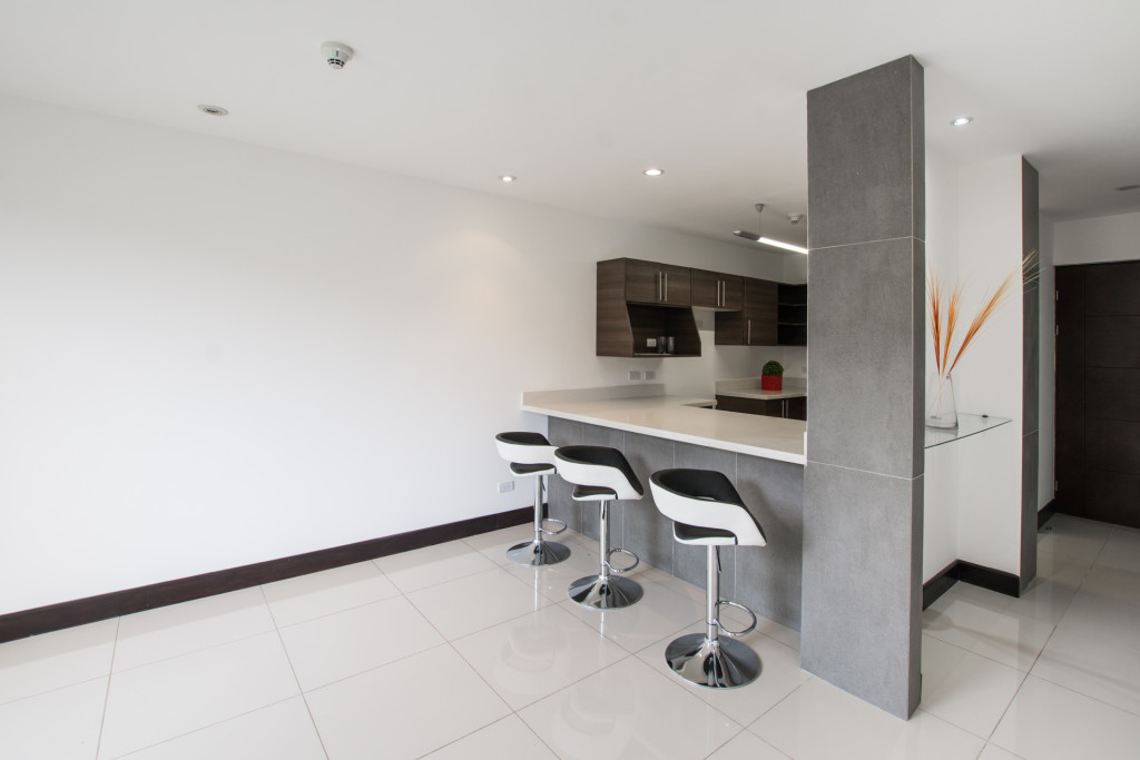 Modern apartment on first floor in Condominium Montesol