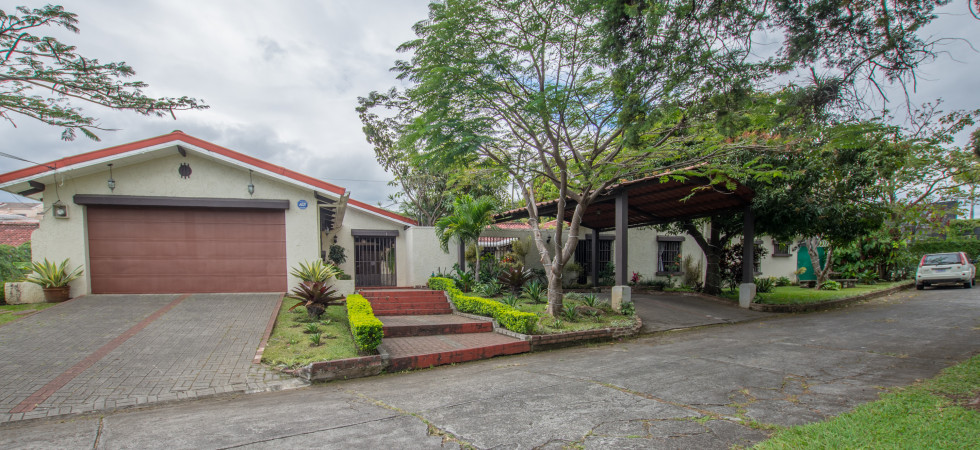 one level home los laureles