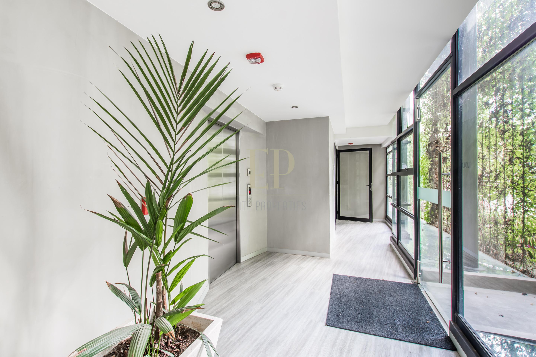 studio apartment in new condominium