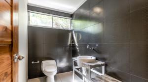 modern home with private pool in escazu