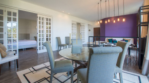 luxury furnished with views