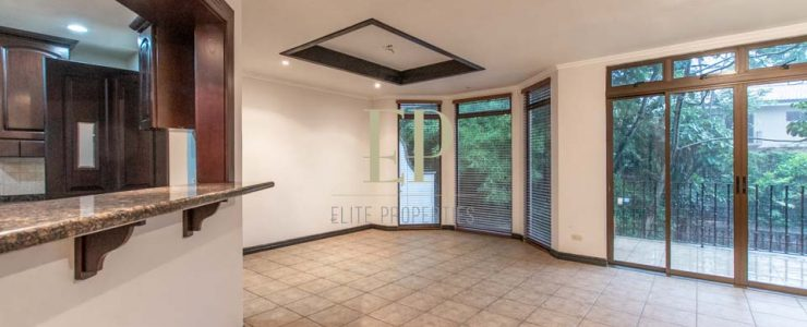 Beautiful two story home with nice entertainment area in condominium