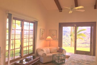 Tabarcia family estate with mountain views
