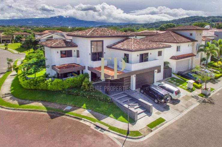 Spacious, two story home with ample living area in upscale community