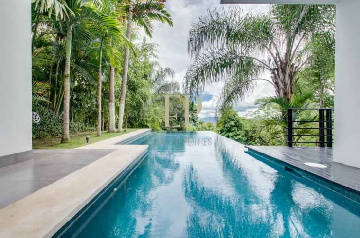 luxury home villa real costa rica