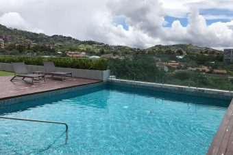 Avenida Escazu one level apartment sale