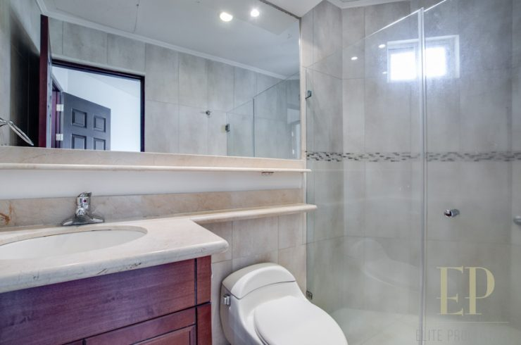 Fantastic located two story house in condominium with pool