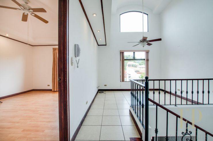 Two story home with cozy patio Escazu, Guachipelin