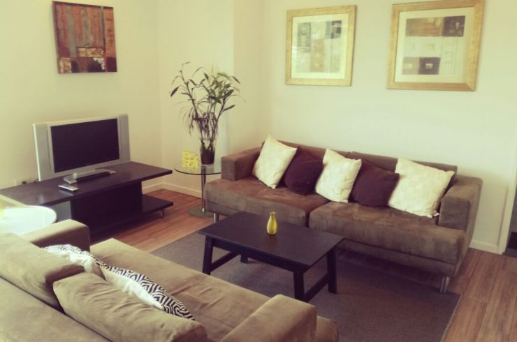 Nice, modern, furnished apartment walking distance to Distrito 4