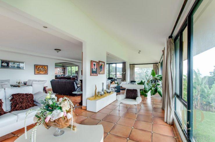 Spanish Hacienda in private residential Escazu
