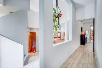 Unique, loft style home in Escazu, San Rafael