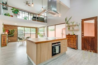 Unique, loft style home in Escazu, San Rafael