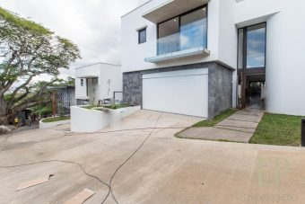New, modern home in Escazu near La Paco
